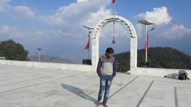 Kali Devi Temple @ Chail