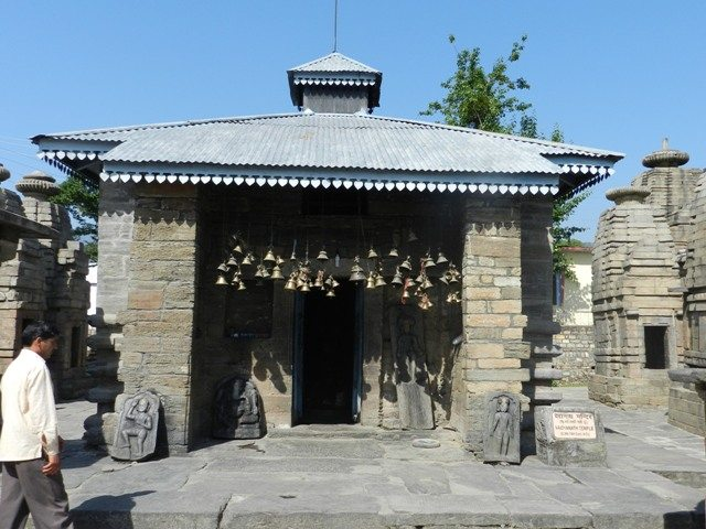 Main Temple at Baijnath
