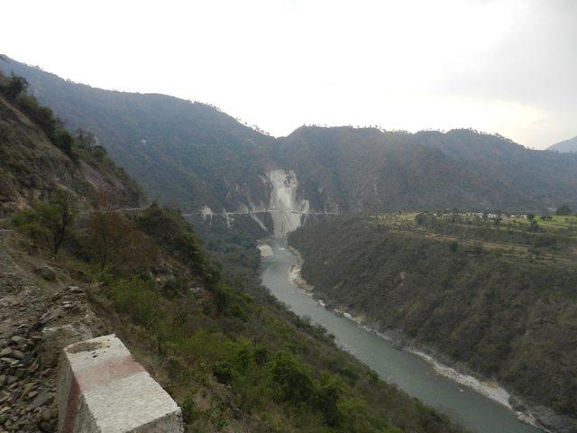 Mighty River Ganga