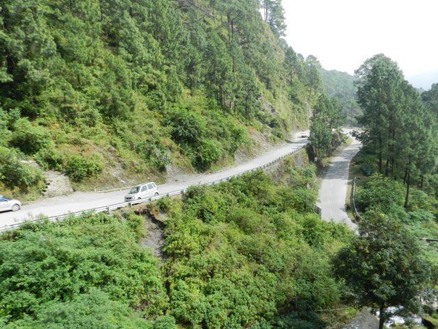 Road to Nainital