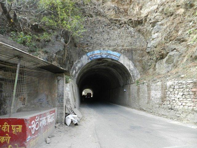 Tunnel to Char Dham Yatra