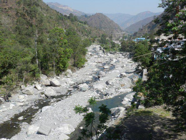 View from Garampani