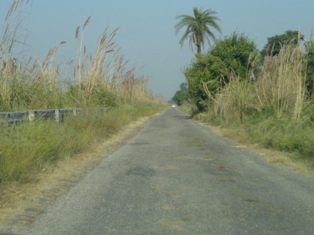 गंग नहर के साथ-साथ जाती सुनसान सड़क, जिस पर सफ़र आज भी रोमांचक तो है ही