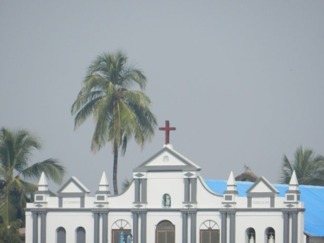 A Church in Daman