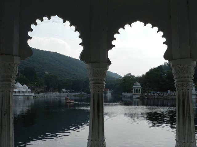 A view of Pichola Lake