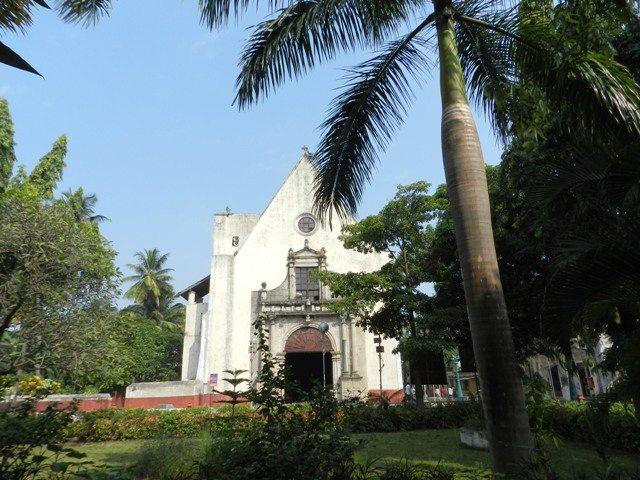 Bom-Jesus Church built in 1603 AD