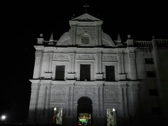 Facade of St. Paul's Church
