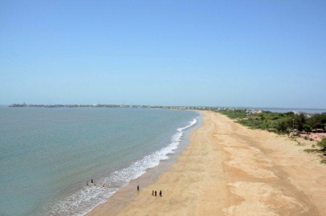 Ghoghla Beach