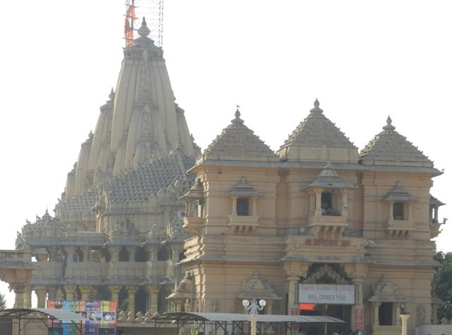 Modern Somnath Temple