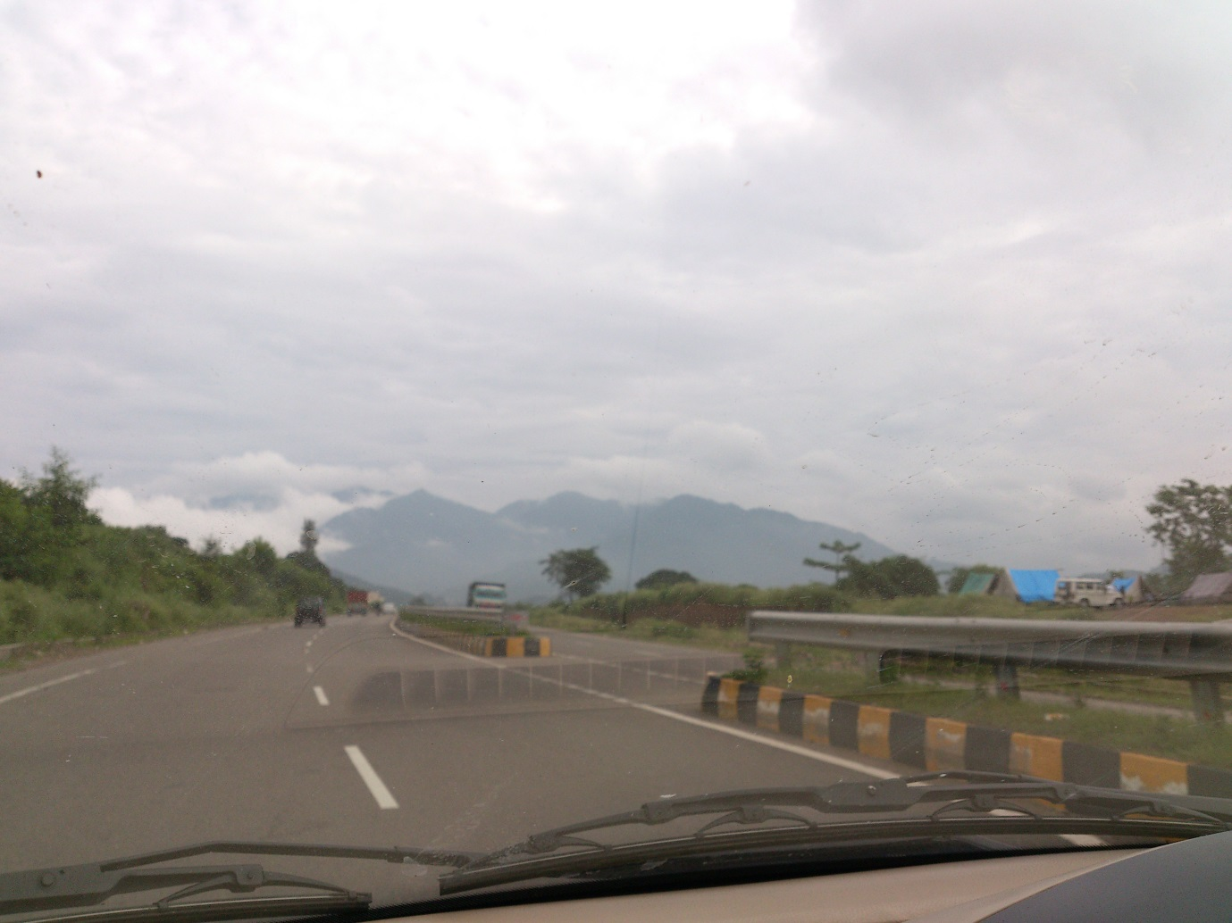 Chandigarh Shimla Himalayan Expressway….