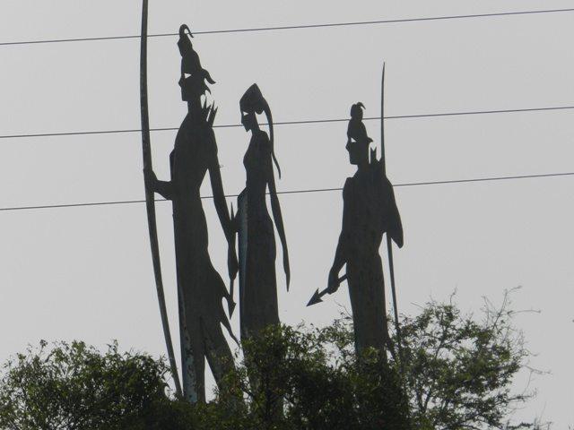 Piece of Artistry at Godavari Ghats