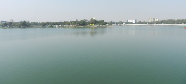 Soothing view of Ahmedabad