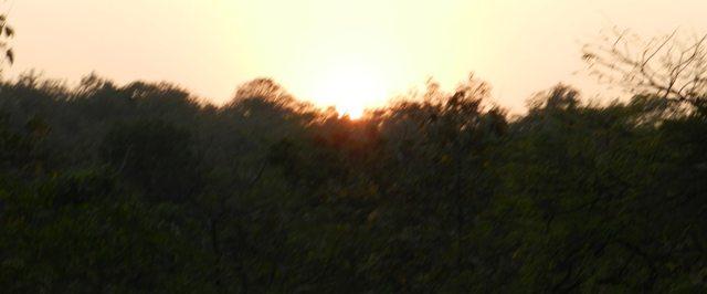 Sun setting earlier than ever