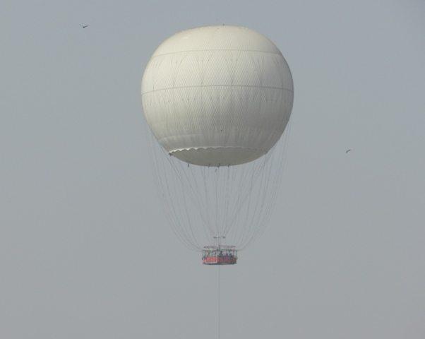 Tethered Balloon Ride