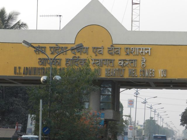 Welcome to Daman