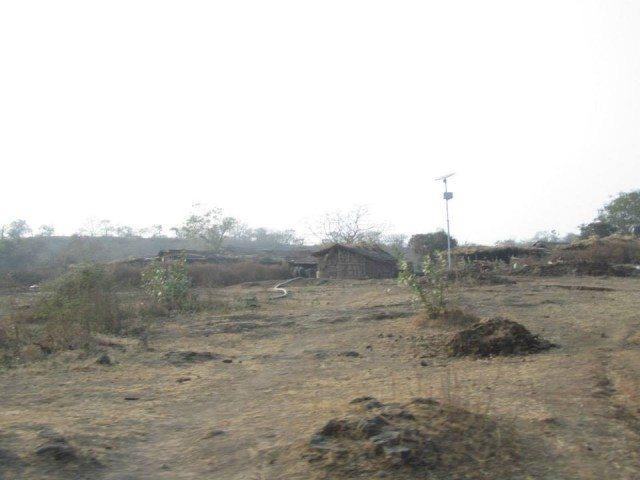 Village of Maldharis,cohabitants of Gir forest