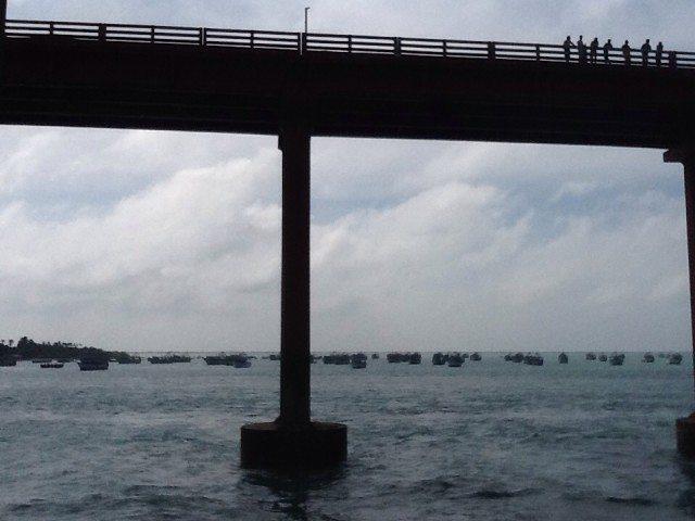 Elevated Road Bridge