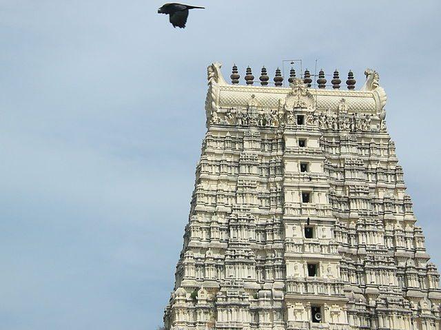 Gopuram - Courtesy Wikipedia
