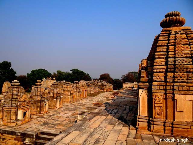 Bateshwar - Temple Vista