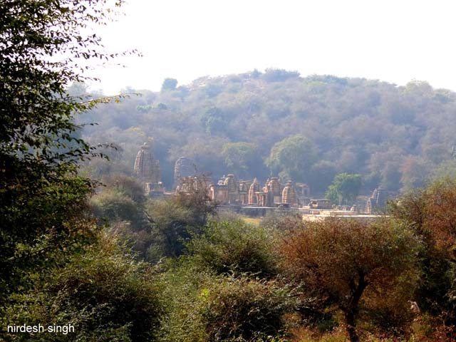 Bateshwar Temples - View from Vishnu Temple