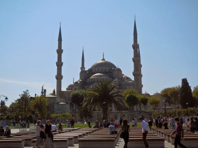 Sultanahmet aka Blue mosque