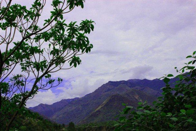 Damta Hills