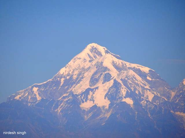 Nanda Devi from Nainital