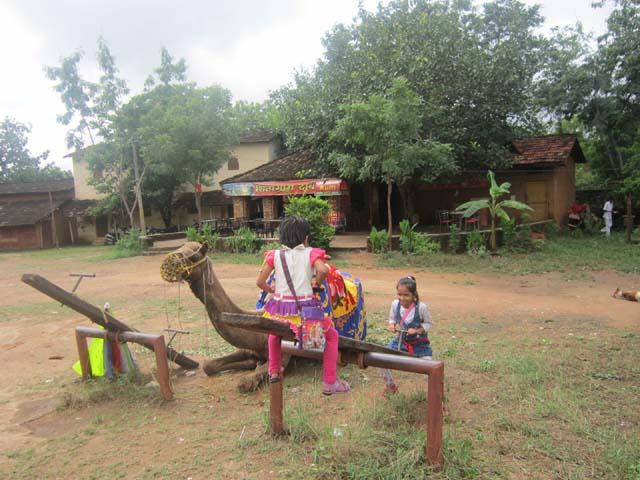 शिल्पग्राम, एसो म्हारो गाँव