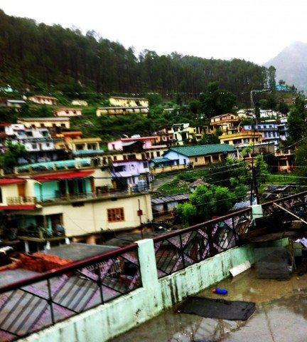 Purola village