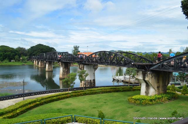 bridge across river kwai