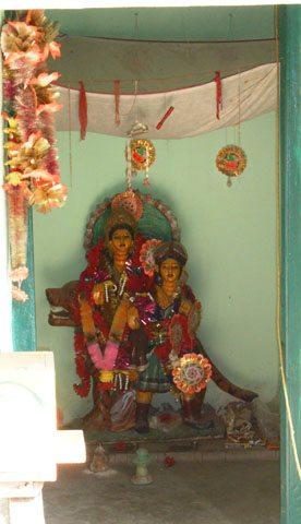 The Bonodevi Temple