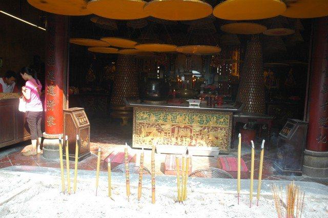 A-Ma Temple Agarbattis