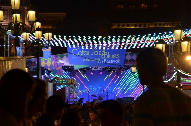 Cotai Jazz Festival