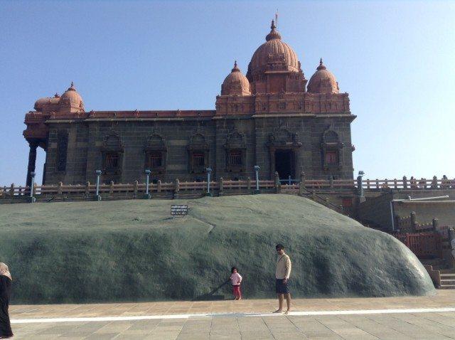 Swami Vivekananda Rock Memorial Mandap
