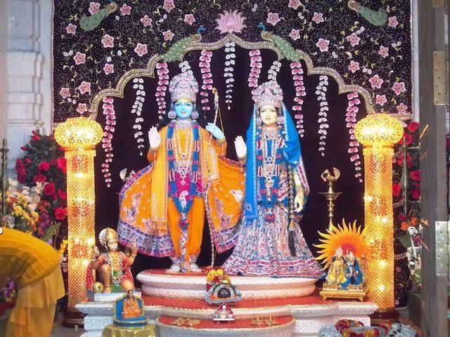 Shri Sita Ram ji