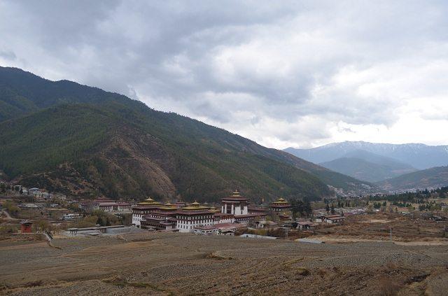Taschichho Dzong, Thimphu