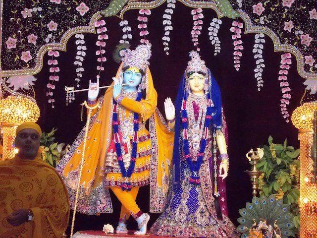 Sri Radha-Krishna