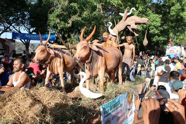 A Goan rural scene
