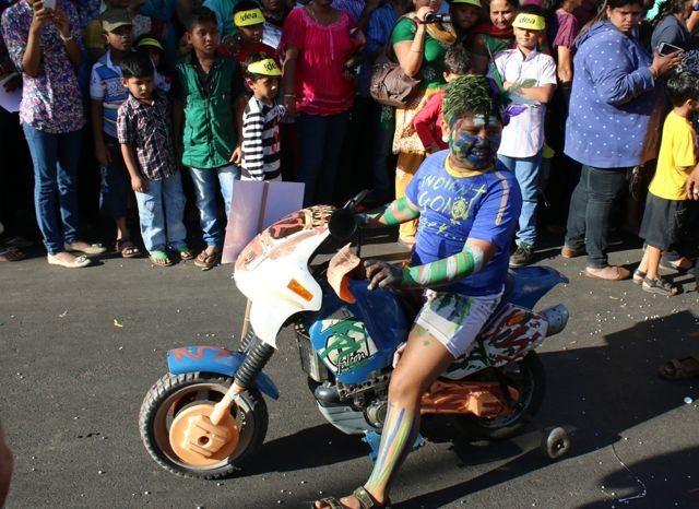 Biker Boy junior