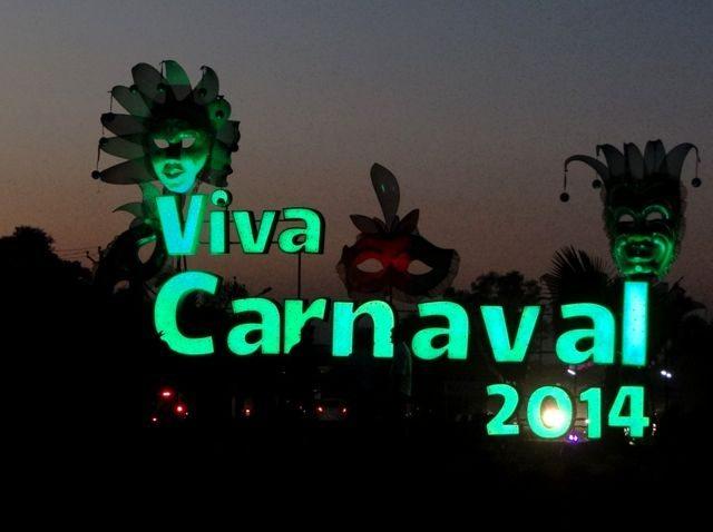 Carnival Decor