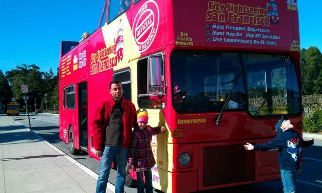 HoHo Bus Ride