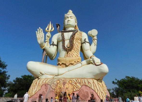 Magnificent Shiva