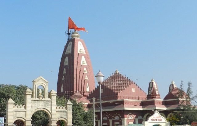 Nageshwar Jyotirlingam Shrine