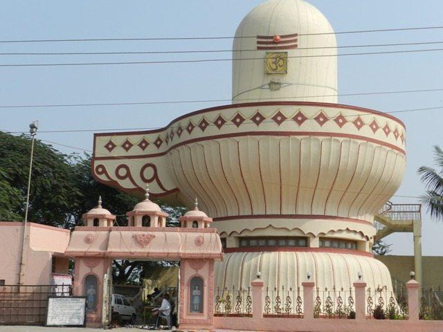 Om Namah Shivay at Mangrol