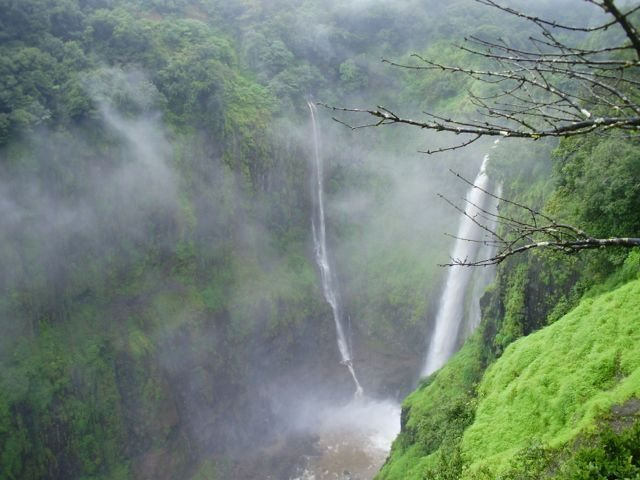Thoseghar Waterfall