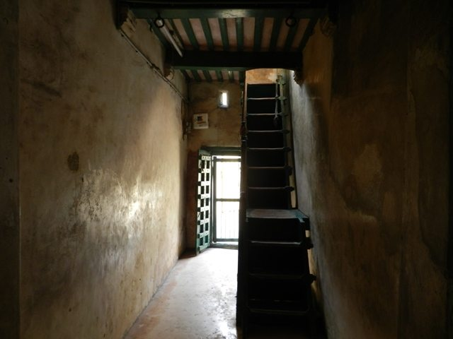 Way to up-stairs