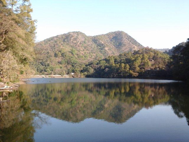 Refections, Sat-tal Lake