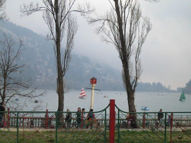 Lakeside, Nainital.