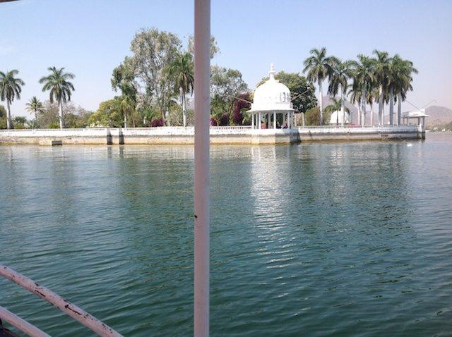 Nehru Park, Fateh Sagar Lake