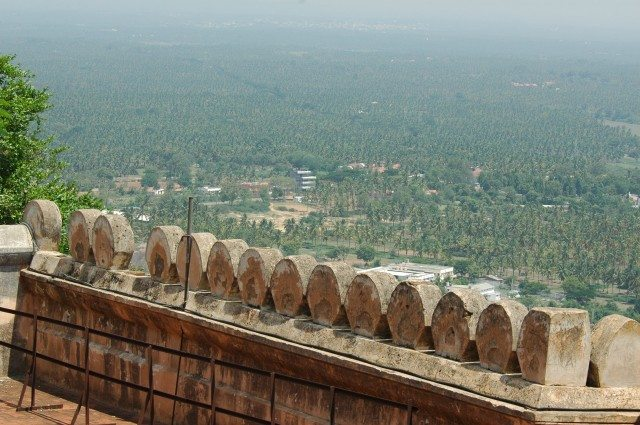 Shravanabelagola view from top